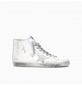 Francy sneakers WHITE SILVER