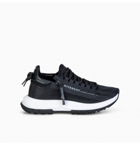 Spectre low runners sneakers in leather and mesh