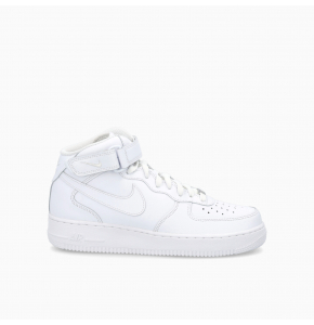 White Air Force 1 Mid '07