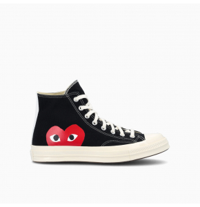 Chuck Taylor Hi Iconic Red Heart