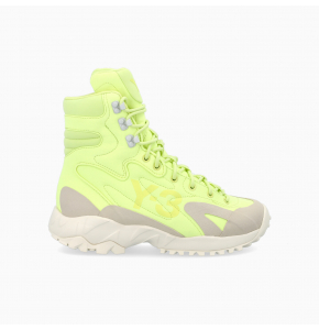 Yellow Notoma Boot Y-3
