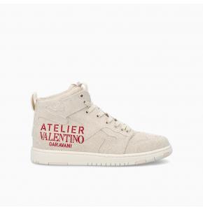 Atelier High Top Sneaker