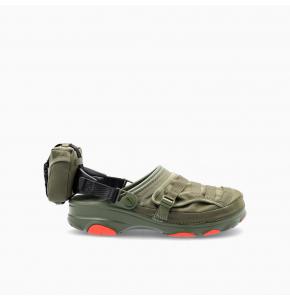 BEAMS x Crocs Classic All Terrain Military