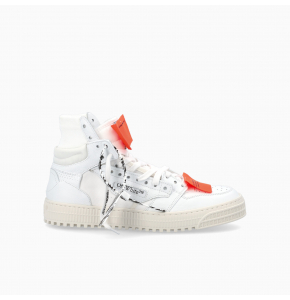 White leather Off Court 3.0 Sneakers