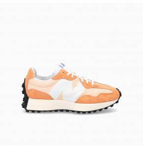Women's white orange 327