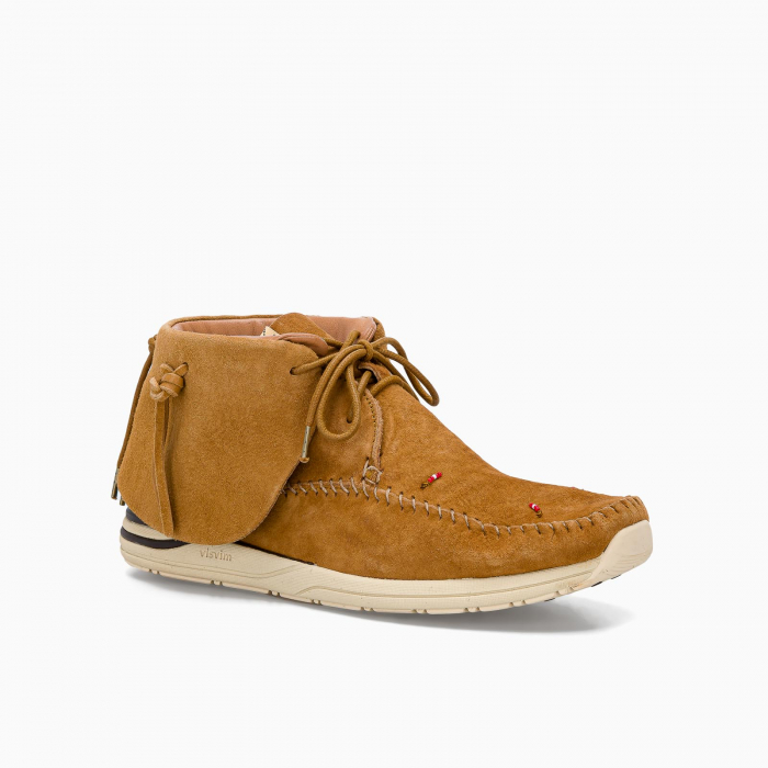 Lhamo suede chukka boots