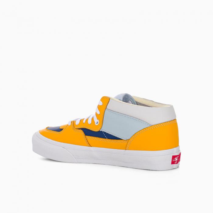 Yellow Halfcab Ef Vlt Lx