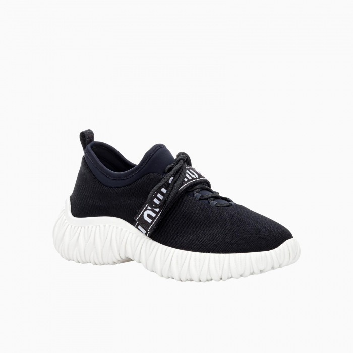 STRETCH KNIT SNEAKERS