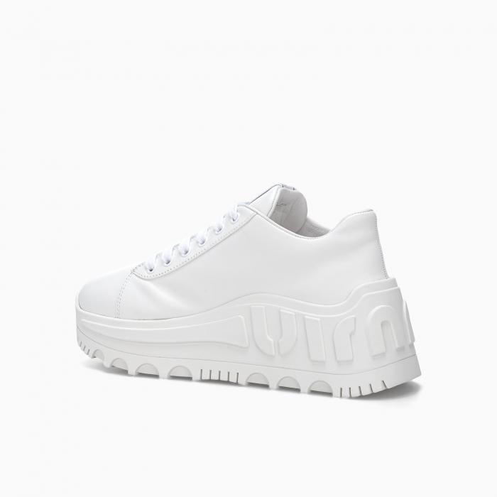 Run sneakers WHITE