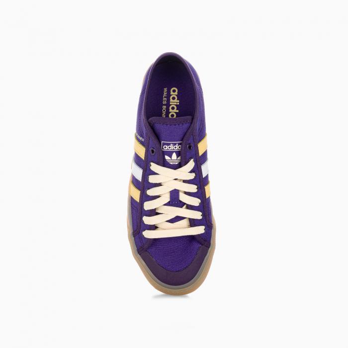 Wales Bonner Nizza Low Purple