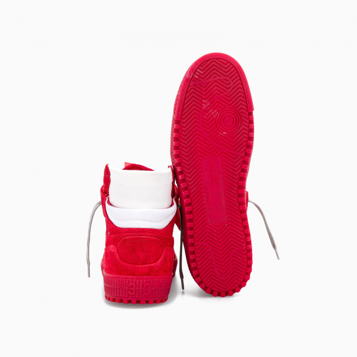 OFF-COURT 3.0 WHITE RED