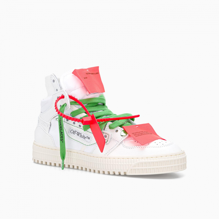 OFF-COURT 3.0 HIGH-TOP SNEAKERS WHITE