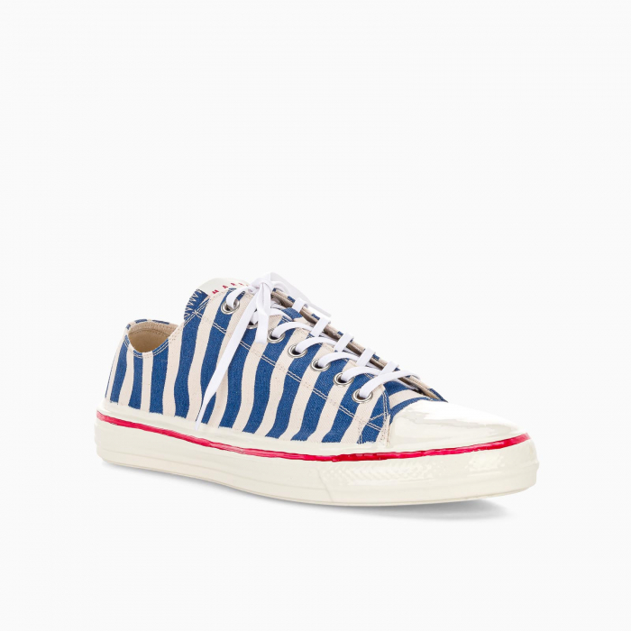 Gooey striped
