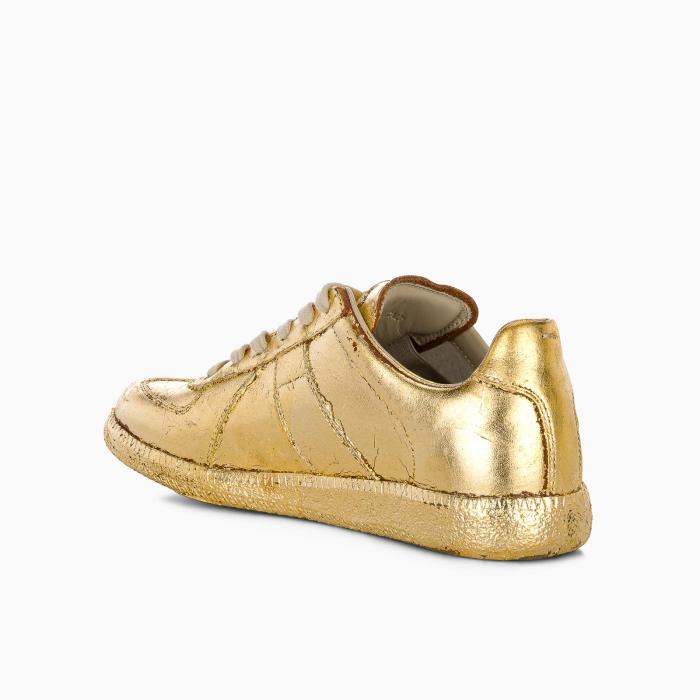 Replica metallic gold