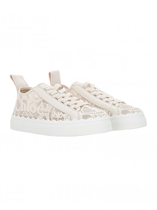 Lauren lace sneaker