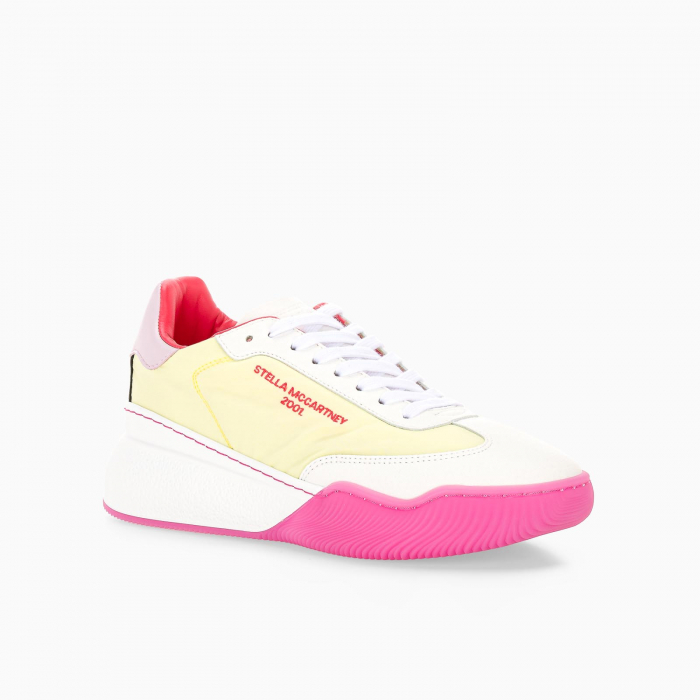 Loop Lace-up Sneakers