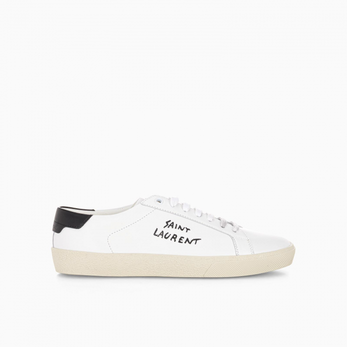 Court Classic SL/06 embroidered sneakers
