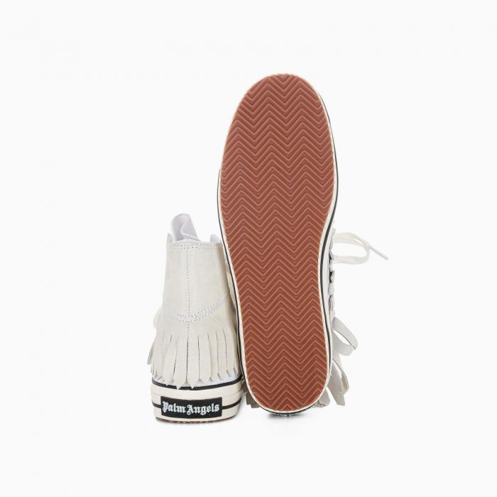 Fringe High vulcanized sneakers