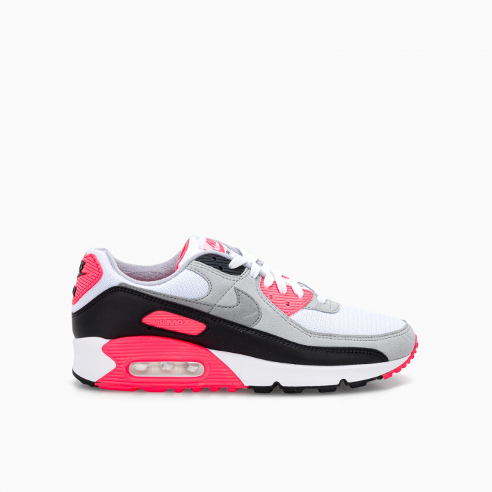 AIR MAX III WHITE RADIANT RED
